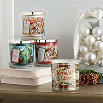 christmas candles - Kohls Christmas Decorations