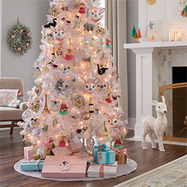 lc lauren conrad holiday - Kohls Christmas Decorations