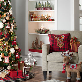 lodge - Kohls Christmas Decorations