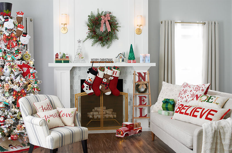 holiday happiness for you - Christmas Holiday Decorations