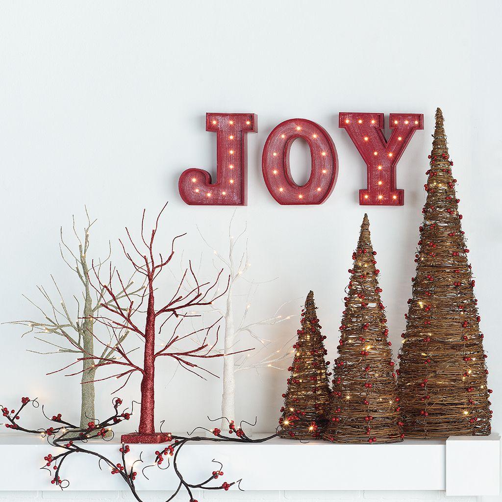 Christmas Decorations: Holiday Decorations & Decor | Kohl's