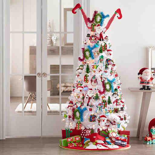 Kids Classic Christmas Ornaments