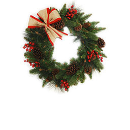 Christmas Garland & Wreaths