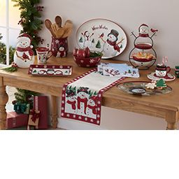 Christmas Kitchen, Dining, & Entertaining