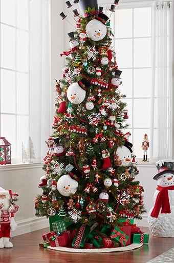 Wonderful Traditional Christmas Decor