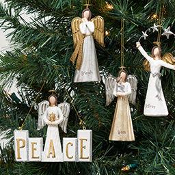 Christmas Villages Accessories Ornaments