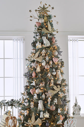 sparkle and shimmer christmas decor - Christmas Tree Shop Careers