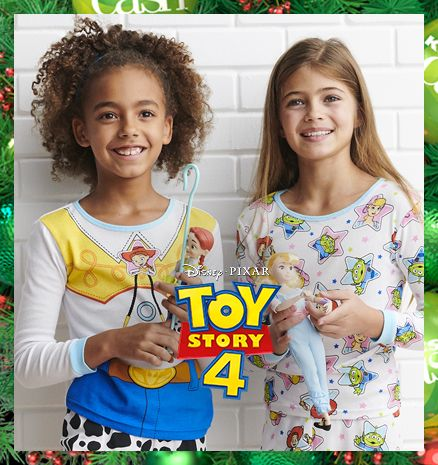 Toy Story Merch