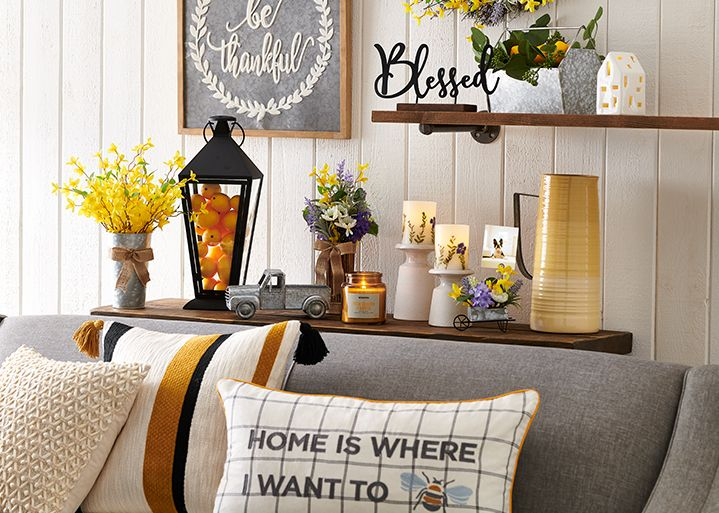 Home Decor Ideas Accents