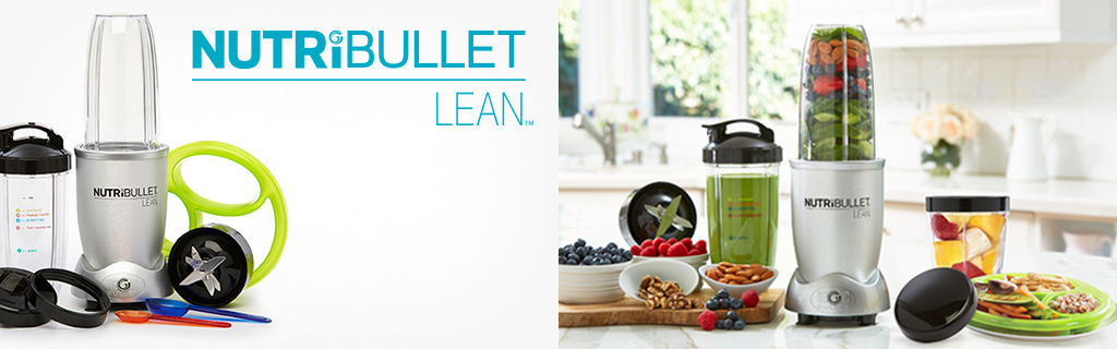 Nutribullet. Lean.