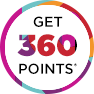 Get 360 points!