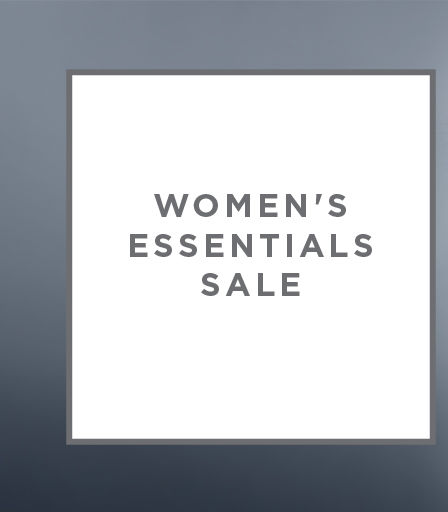 Women's essentials sale