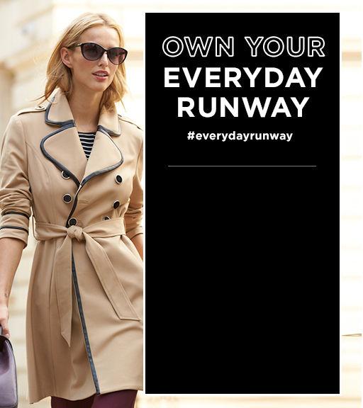 Own your everyday runway #everydayrunway