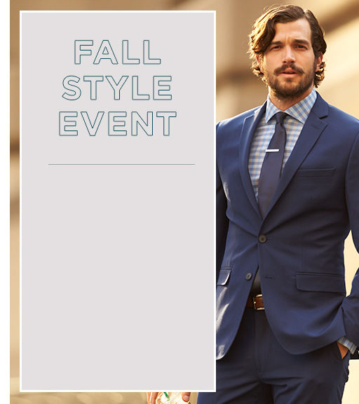 Fall style event