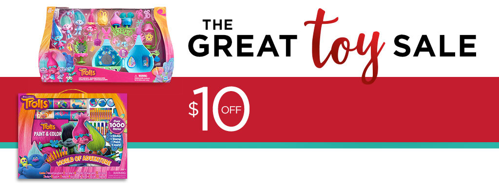 The Great Toy Sale