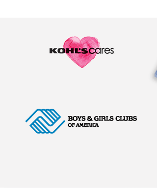 1 from the purchase of each kids  tee will be donated to. Kohl s   Shop Clothing  Shoes  Home  Kitchen  Bedding  Toys   More