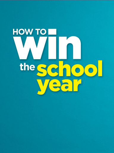 How to win the school year.