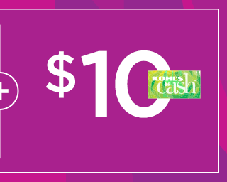 Ten Dollars Kohl's Cash