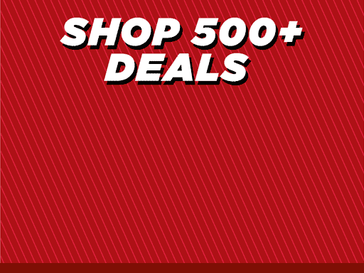 Shop 500 plus deals