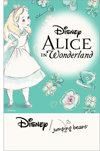 Disney Alice in Wonderland. Jumping Beans.