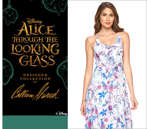 Disney's Alice Through The Looking Glass designer collection by Collen Atwood.