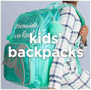 Kids' backpacks