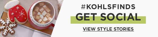 #Kohlsfinds Get Social View Style Stories