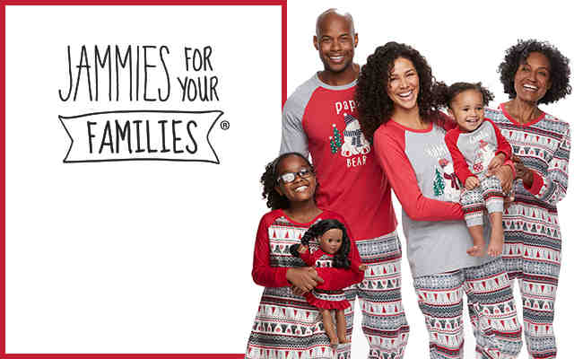 Jammies for Your Families® Logo