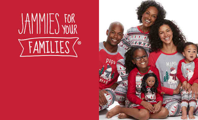 Jammies for Your Families Logo