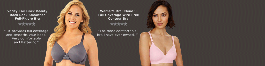 top rated bras