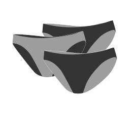 womens multipack panties