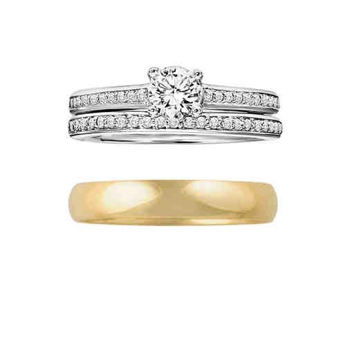 wedding bands and bridal ring sets