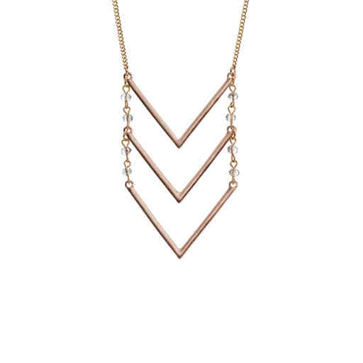 layered fashion necklaces