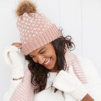 Cold-Weather Accessories hats, gloves, scarves