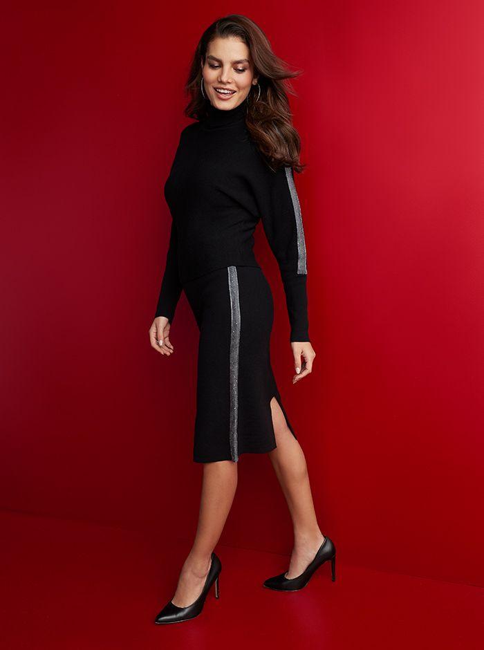 sleek and chic jlo dress
