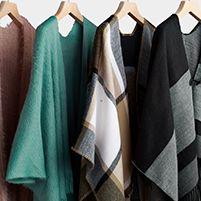 Kimonos and Ruanas