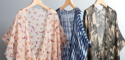 Kimonos & Ruanas