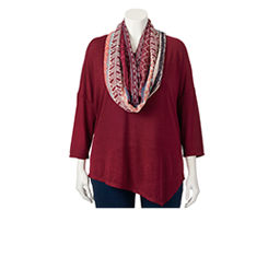 Juniors Plus Size Sweaters and Cardigans