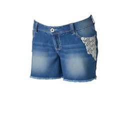 Juniors Plus Size shorts and capris