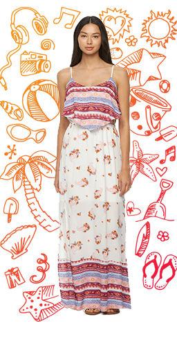 Juniors Summer Dresses