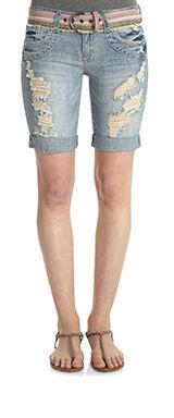 Juniors Bermuda Shorts