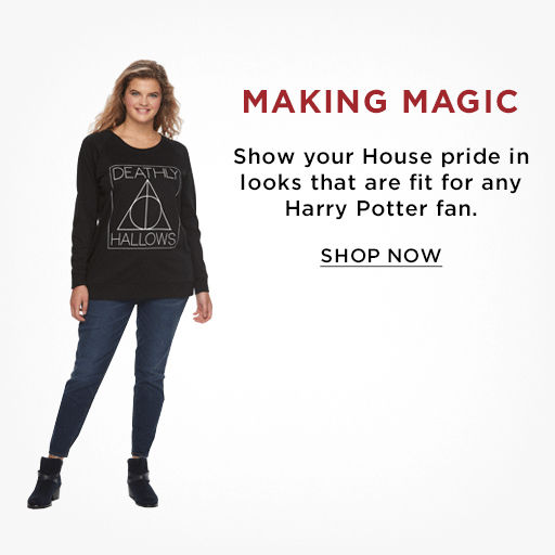 Juniors Harry Potter Clothing