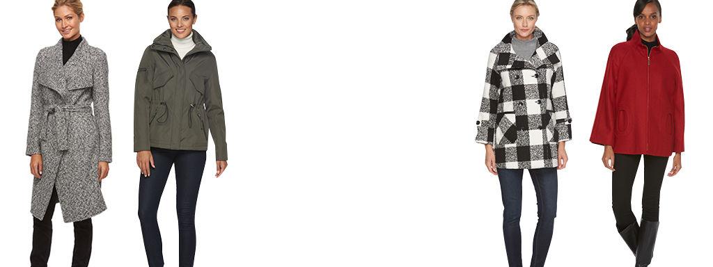 Jackets For Women Find Women S Coats Kohl S