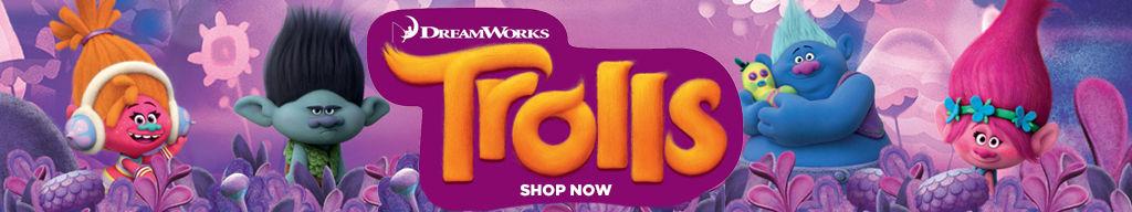 DreamWorks Trolls Shop Now