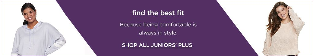 juniors plus-size clothing