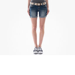 juniors midi shorts