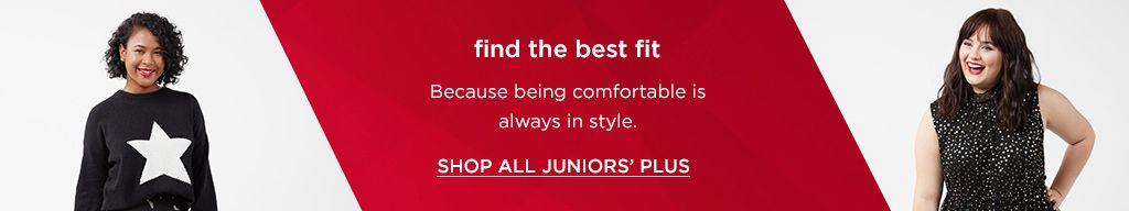 What are some great formal places to shop for juniors?