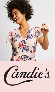 juniors candie's clothing