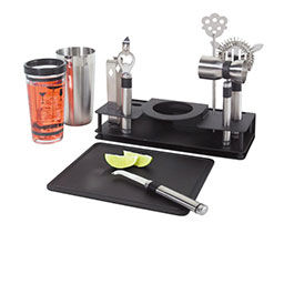 bar supplies, wine aerators, bottle openers and corkscrews