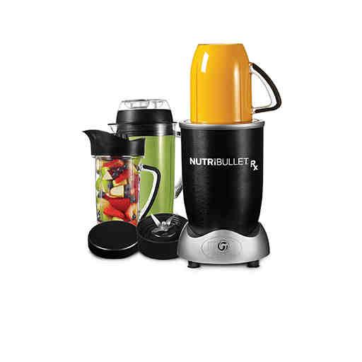 nutribullet, juicers and blenders